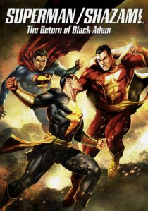 Superman / Shazam! - The Return of Black Adam Subtitulo Netflix USA en espanol